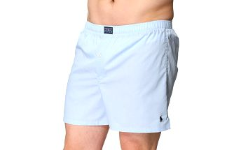 Ralph Lauren Polo Boxerky Woven Boxer Sky Blue 255UWVB-ECO186-A4545 L