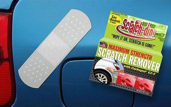 Sada Scratch Dini na odstranění škrábanců z laku auta