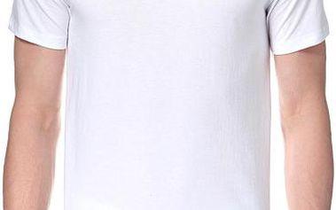 Ralph Lauren Polo Sada triček 2 Pack Crews White 252U2CR-WCRCCT-A1000 L