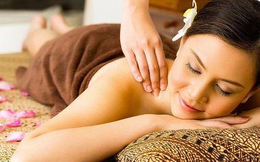 Indoneská Bali masáž v délce 60 minut