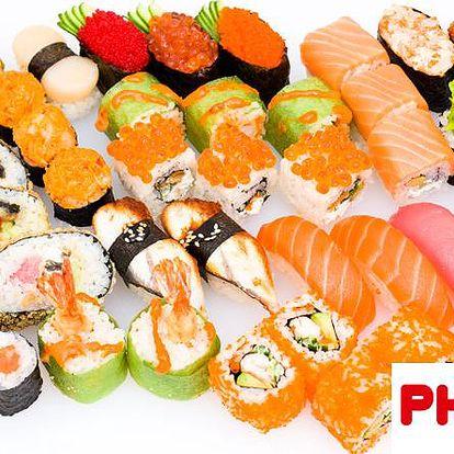 Sleva 50 % na veškerá jídla z vyhlášené restaurace Pho Viet v centru Prahy! Sushi i jiná asijská jídla!