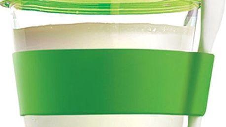 Svačinový kelímek Yo2GO, nová edice, zelený