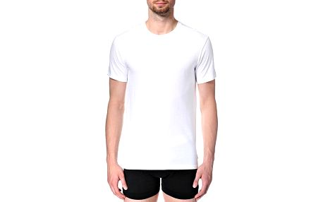 Ralph Lauren Polo Sada triček 2 Pack Crews White 252U2CR-WCRCCT-A1000 L