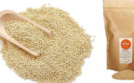 Maxi balení semínek bílé quinoy