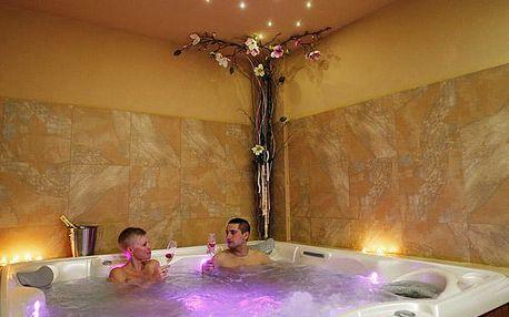 Wellness na Vysočině s polopenzí pro dva a až 2 děti zdarma. Bohatý wellness balíček plný relaxačních procedur, ubytování v depandanci nebo na hlavní budově, výtečná polopenze a mnoho dalšího v hotelu Renospond!