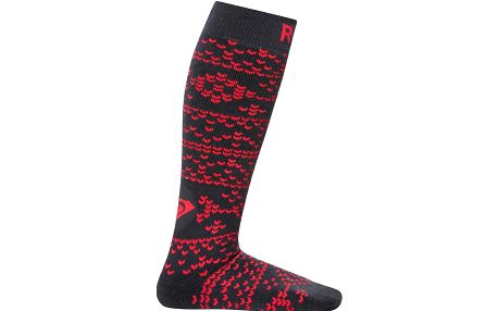 Roxy Podkolenky Run It Back Socks Diva Pink ERJAA00051-MKJ0 M/L