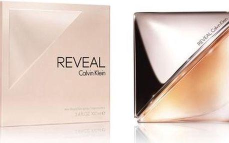 Calvin Klein Reveal - parfémová voda s rozprašovačem 100 ml