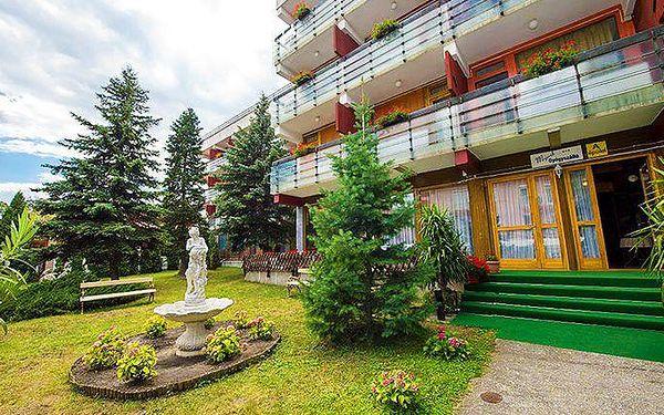 3 až 6 dní s polopenzí v hotelu Majerik v Maďarsku pro 2 osoby