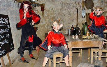Rodinný výlet - Čertovská a vánoční Drakuláda