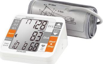 Měřič krevního tlaku Sencor SBP 690