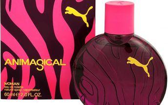 Puma Animagical Woman - toaletní voda s rozprašovačem 20 ml