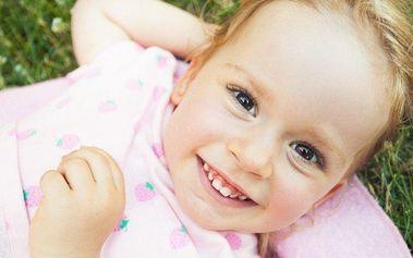 Profesionální focení dětí a rodinná fotografie