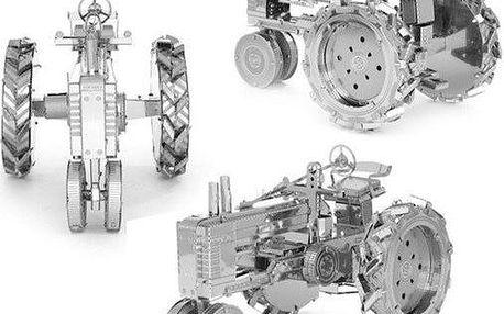 3D puzzle - model traktoru