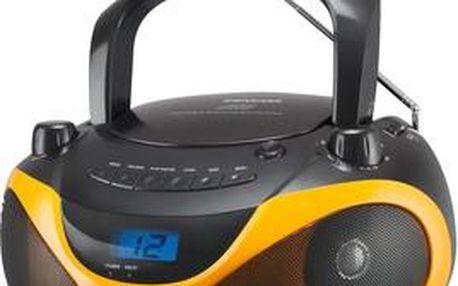 Rádio s CD přehrávačem Sencor SPT 228 BO