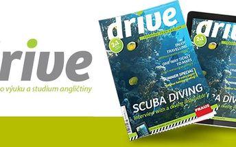 10 čísel anglického časopisu Drive