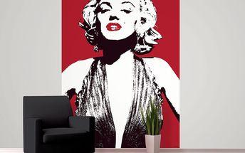 1Wall fototapeta Marilyn Monroe 158x232 cm