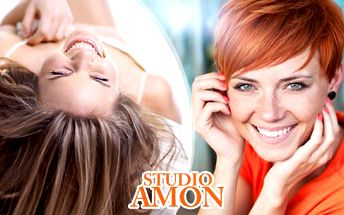 Kompletní dámský kadeřnický balíček pro všechny délky vlasů! Střih, barva či melír a styling!