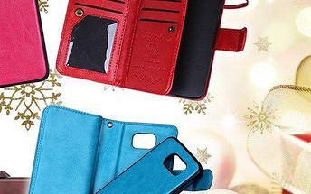 Elegantní a praktická ochrana Vašich mobilů, pouzdro na Samsung S6. Výběr zněkolika barev.