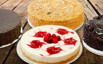 Ručně dělaný dort pro milovníky sladkých dobrot