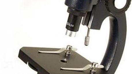 Mikroskop Levenhuk 2S NG - škola hrou s mikroskopem vysoké kvality!