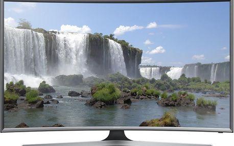 Velká LED televize Samsung UE55J6302