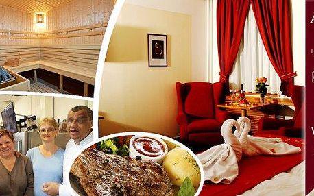 Hotel Slovan**** - absolutní vítěz v anketě Hotel roku 2014! Pobyt v Jeseníkách v luxusním 4* hotelu pro 2 osoby na 3dny.Bufetové snídaně a především gastronomický zážitek - 7chodové degustační menu, luxusní privátní sauna pro oba nebo wellness procedur