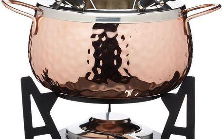 Sada na fondue Master Copper - doprava zdarma!