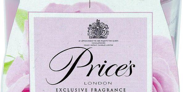 FRAGRANCE vonná svíčka ve skle Čajová růže 350g