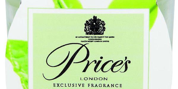 FRAGRANCE vonná svíčka ve skle Zelený čaj 350g
