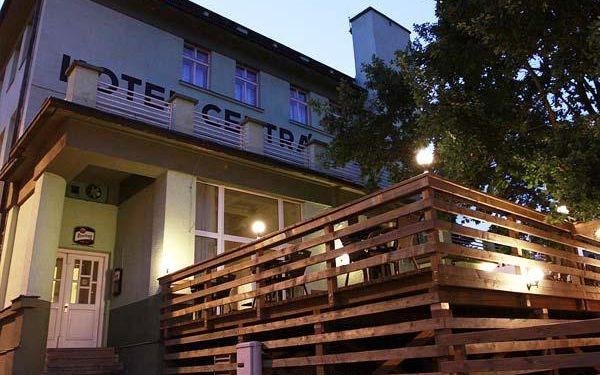 Úžasný wellness pobyt v hotelu Centrál Klatovy