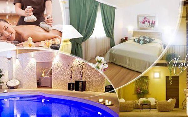 Itálie, Spoleto na 6 dní pro 2 osoby v luxusním 4* hotelu včetně snídaní + wellness, bazén a golf! Platí 1 rok!