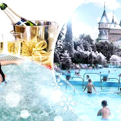 Slovensko, termální lázně Bojnice na 3 nebo 4 dny pro dva s polopenzí a wellness v zámeckém hotelu!