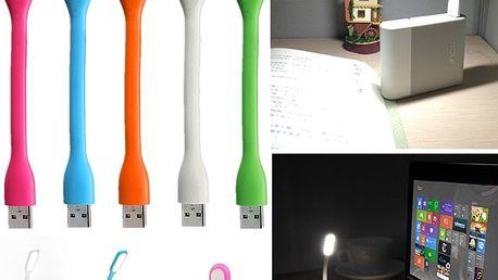 USB světlo - LED lampička k počítači nebo notebooku