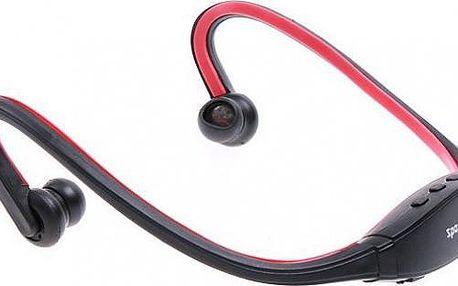 Sluchátka a MP3 přehrávač v jednom!