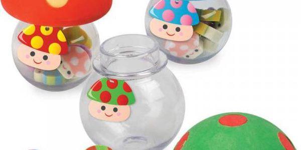 Sada gum Mushroom Mario