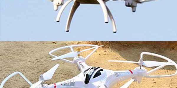 Létající drony - HD kamery ve slevě od 1 999 Kč