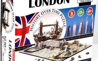4D Cityscape Londýn