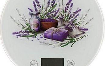 Banquet LAVENDER kuchyňská digitální váha 28CS0005L