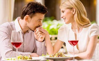 Luxusní Jeseníky v Hotelu Slovan**** pro DVA na 3 dny s degustačním menu