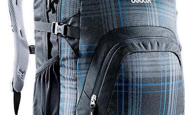 DEUTER Graduate blueline check městský batoh