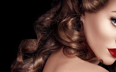 Proměna image v Hair Studiu Marie v centru Prahy