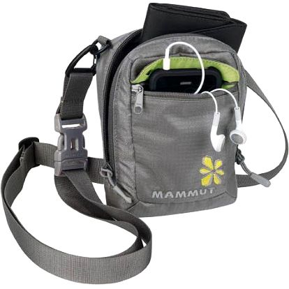 MAMMUT Täsch Pouch 2L iron taška přes rameno