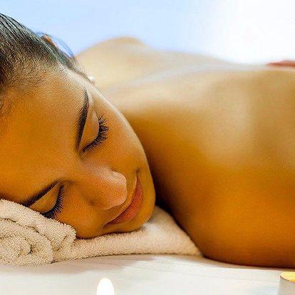 Relaxační masáž vč. masáže hlavy