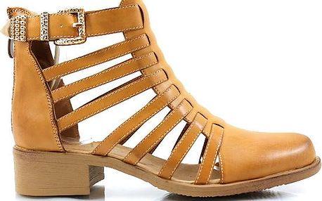 Dámské letní boty 13-38CA 41