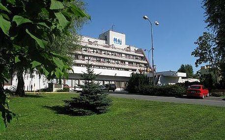 Slovensko, oblast Piešťany, doprava vlastní, polopenze, ubytování v 3* hotelu na 6 dní