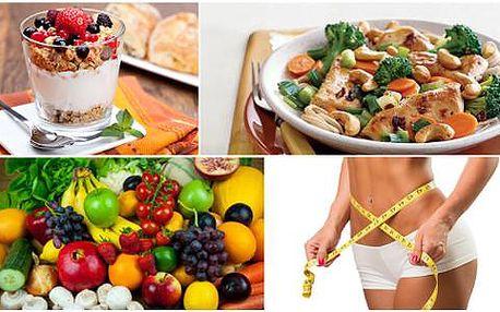 Jídleníček na míru - zdravé hubnutí, perfektní postava a zdravotní stav bez hladovění!