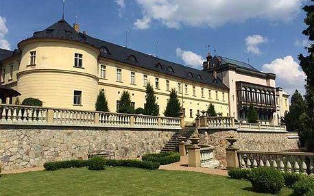 Romantika na zámku Chateau Zbiroh. Užijte si!