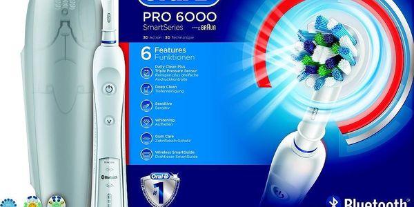 Elektrický kartáček na zuby Oral-B PRO 6000