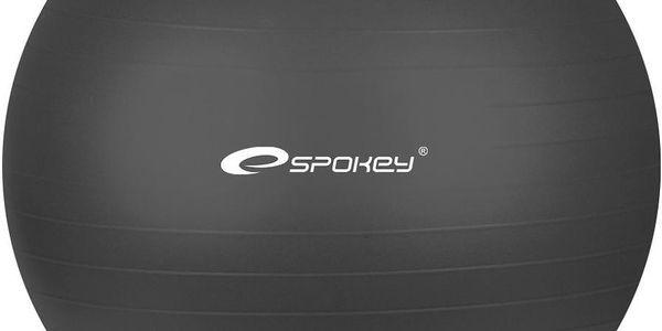 SPOKEY Fitball průměr 65cm černý
