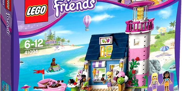 LEGO FRIENDS Maják v Heartlake